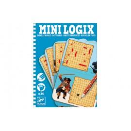 Mini Logix Hundir la flota, Djeco