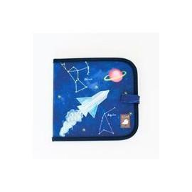 Pizarra libro para colorear Constelaciones, Jaq Jaq Bird