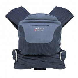 Mochila fular Caboo Carrier algodón Organic Dapple, Close Parent