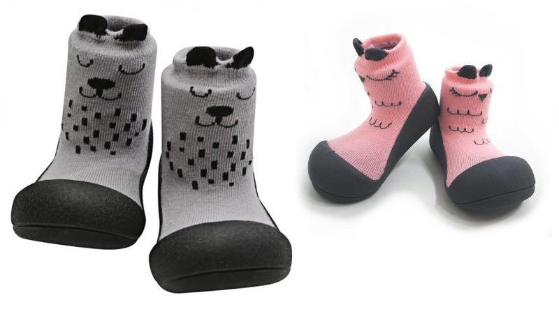 Attipas A17C Zapatos Primeros Pasos Rosa 19 EU S 96-108mm Cutie Pink