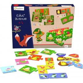 Cofre de juegos Educ'Avenue Bosque