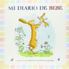 Mi diario de bebé - Adivina cuánto te quiero