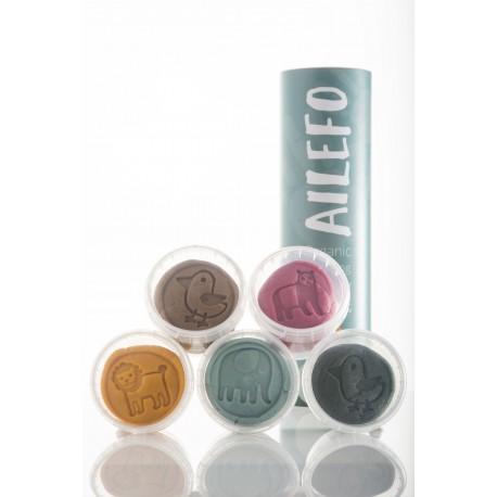 Plastilina orgánica, Ailefo