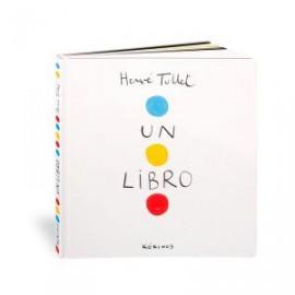 Un libro (Hervé Tullet) Cartoné
