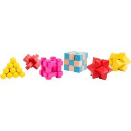 Juegos de habilidad coloridos, Small Foot