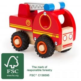 Camión de bomberos, Small Foot