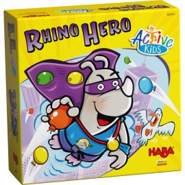 Rhino Hero Active Kids, Haba