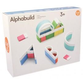 Alphabuild Magnético, Kid O
