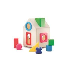 Sort-a-Shape House, Kid O