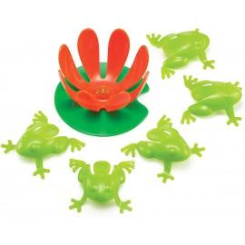 Frog & Lily Pad, Kid O
