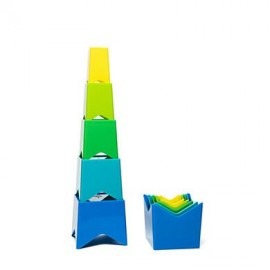 Torre de apilar, Kid O