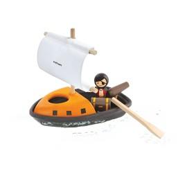 Barco pirata, Plan Toys