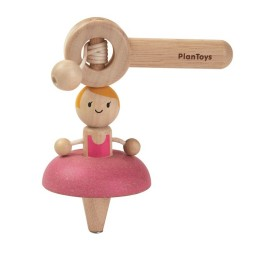 Peonza bailarina, Plan Toys