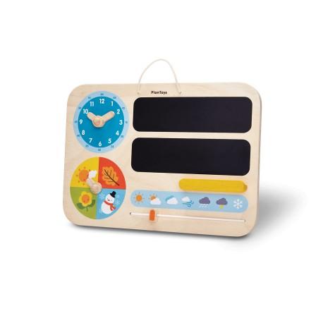 Mi primer calendario, Plan Toys