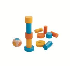 Mini juego de apilar, Plan Toys