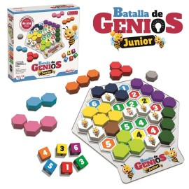 Batalla de Genios Junior, Lúdilo