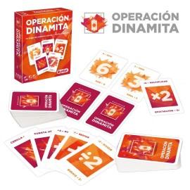 Operación Dinamita, Lúdilo