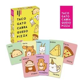 Taco Gato Cabra Queso Pizza, Lúdilo