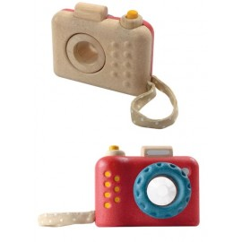 Mi primera cámara, Plan Toys