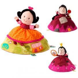 Marioneta reversible Blancanieves, Lilliputiens