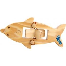 Barco Delfín