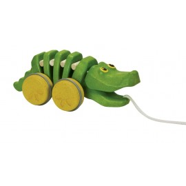 Cocodrilo bailarín, Plan Toys