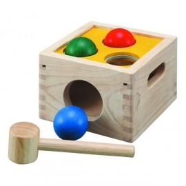 Caja Golpea y Cae, Plan Toys