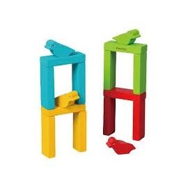 Pájaros en la torre, Plan Toys