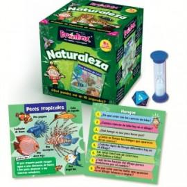 Juego de memoria - Naturaleza, Brainbox