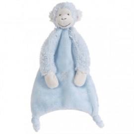 Doudou Monkey azul