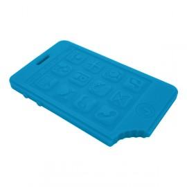 Mordedor Smart Phone azul