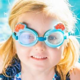 Gafas de agua sea world colors