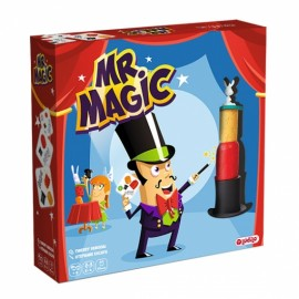 Mr. Magic, Lúdilo
