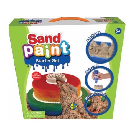 Kinetic Sand Kit Castillos