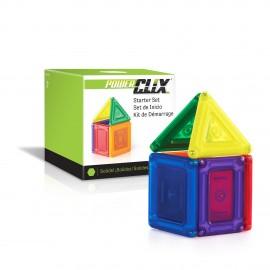Power Clix, Set inicio construcción Solids 6 piezas