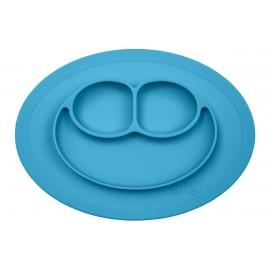 Plato Mini Mat Azul