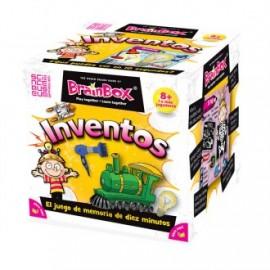 Juego de memoria - Inventos