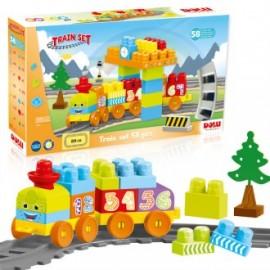 Tren 58 piezas