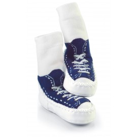 Calcetines antideslizantes Mocc Ons Azul Zapatillas