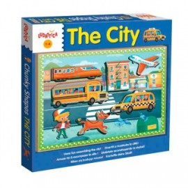 Encajable La ciudad