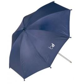 Sombrilla protección uv 50 con doble flexo, Azul marino