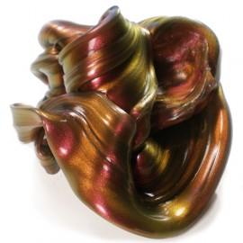 Plastilina inteligente, Super Lava tornasolada
