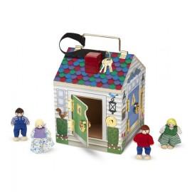 Casa de los timbres, Melissa & Doug