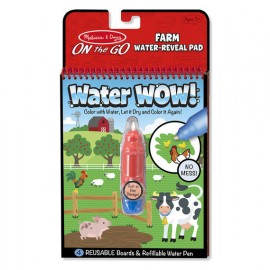 Water Wow! Granja, Melissa & Doug