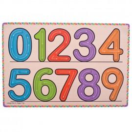 Aprende a escribir números, BigJigs
