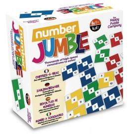 Number Jumble, revoltijo de números