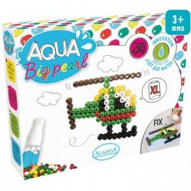 Aqua Big pearl Helicóptero, Aladine