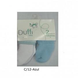 Calcetines Recién Nacido (2 Pares)