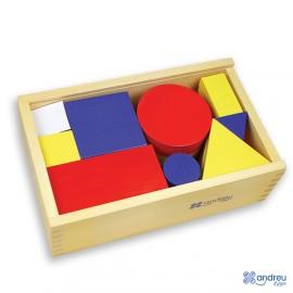 Bloques lógicos Logic Blocks, Andreu Toys
