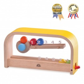 Cuenta con bolas - Counting Ball, Wonderworld